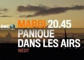 PANIQUE DANS LES AIRS