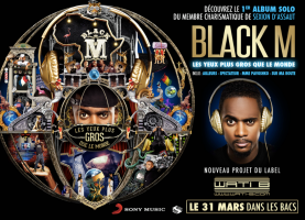 BLACK M PUBS RADIO